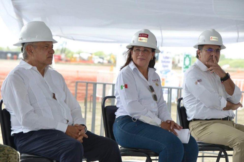 Refinería de Dos Bocas genera 34 mil empleos: Nahle