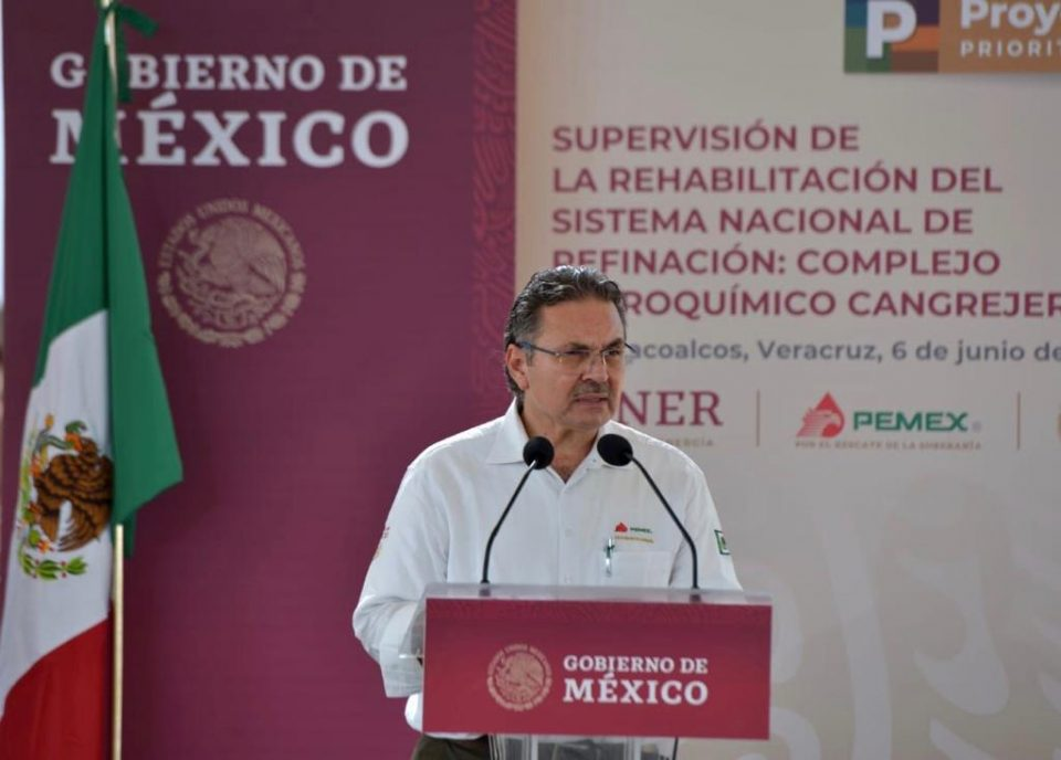 Pemex emergerá de la crisis más eficiente: Romero Oropeza
