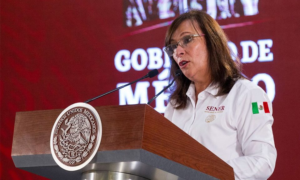 Iniciativa a Ley Eléctrica busca poner orden y garantizar confiabilidad: Rocío Nahle
