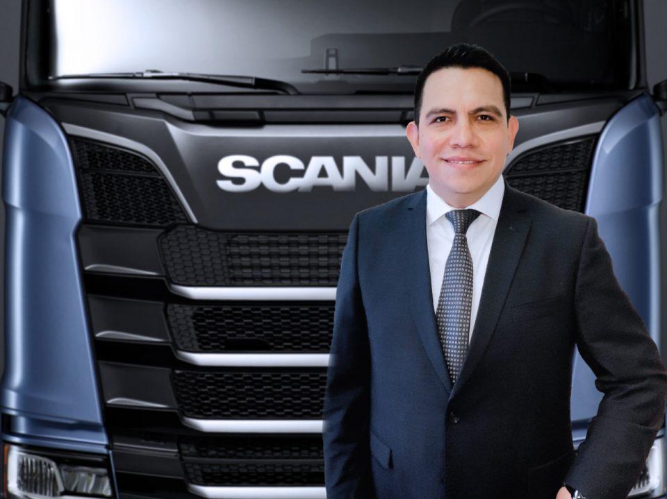Alejandro Mondragón, Director General de Scania México, habla sobre su modelo de negocios