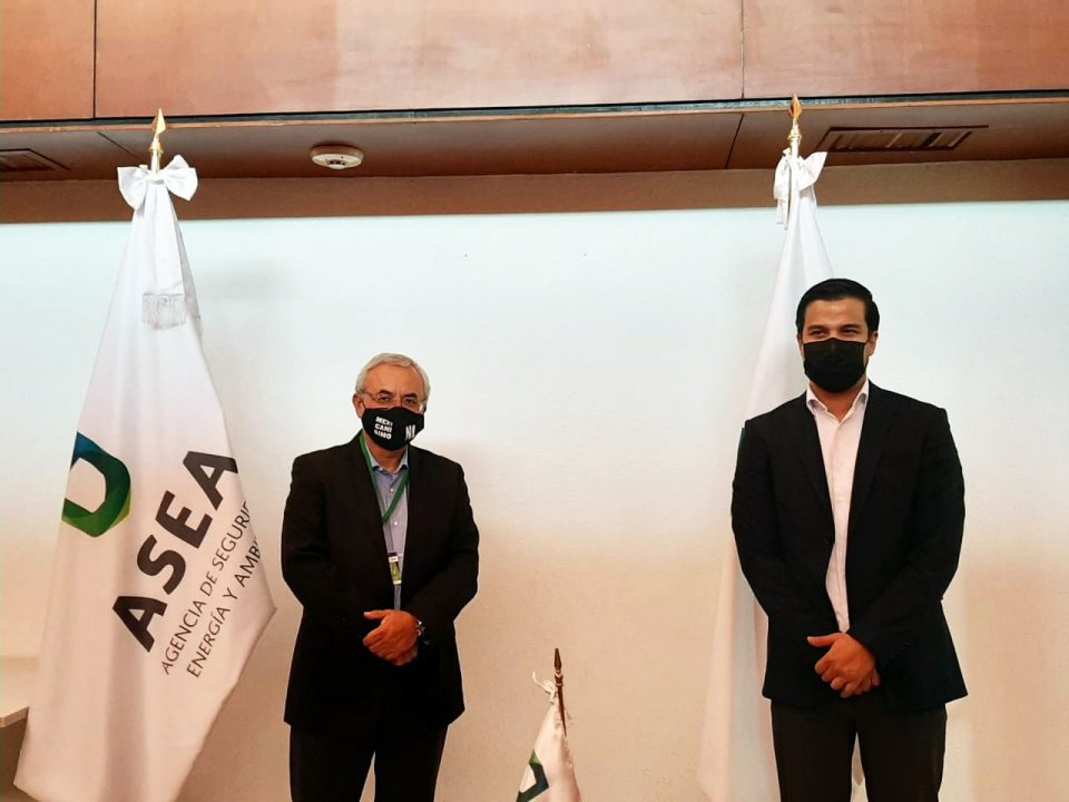 ASEA y NY establecen acuerdo por refinería de Cadereyta