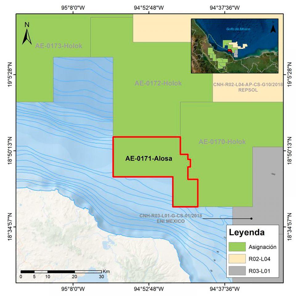 CNH aprueba a Pemex inversión de 33.7 mdd en aguas someras