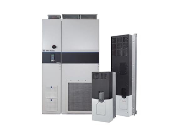 Eficiencia con variadores Allen-Bradley PowerFlex® 755T