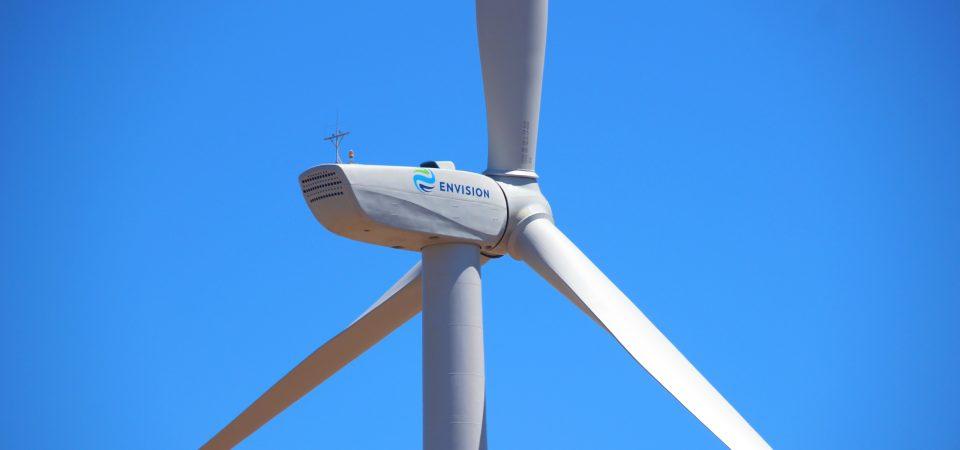 Envision Energy inaugura un parque eólico en Yucatán de 90 MW