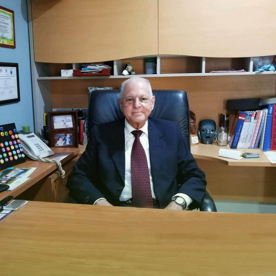 Entrevista con el Ing. Virgilio Ruiz, Presidente de Grupo Hegemonía, quien comparte que se esperan nuevos esquemas de trabajo tras la crisis