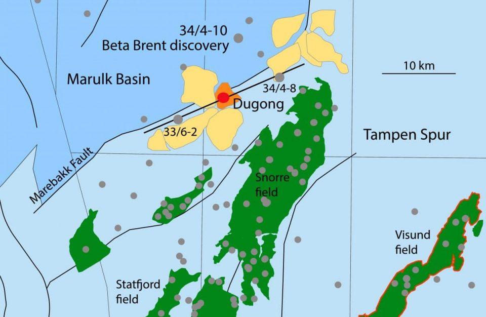Neptune Energy confirma descubrimiento en el Mar del Norte