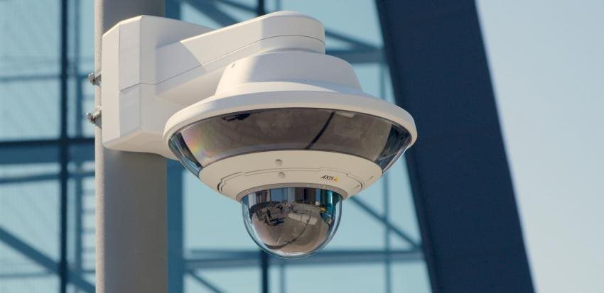 Axis Communications anuncia la AXIS Q6010-E Network Camera