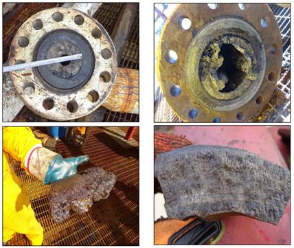 tratamientos empleando ácido sintético para eliminar daño por incrustaciones inorgánicas en pozos del Golfo de México