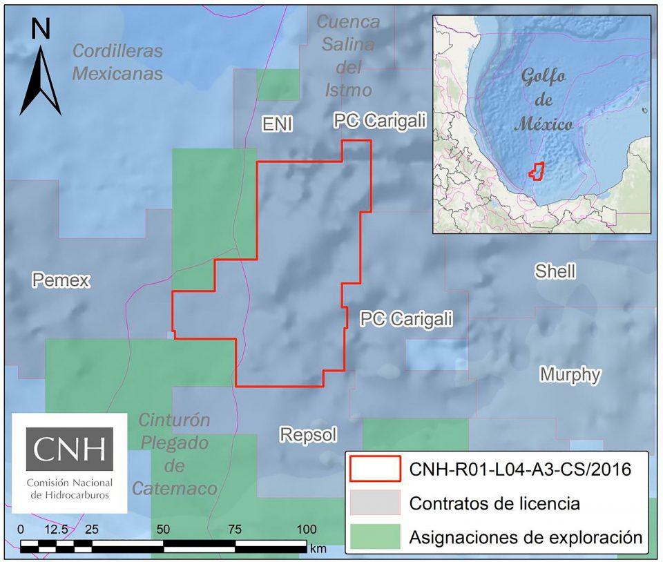 Aprueba CNH plan de Equinor en aguas profundas mexicanas