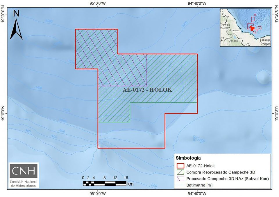 Pemex invertirá 138.12 mdd en aguas profundas