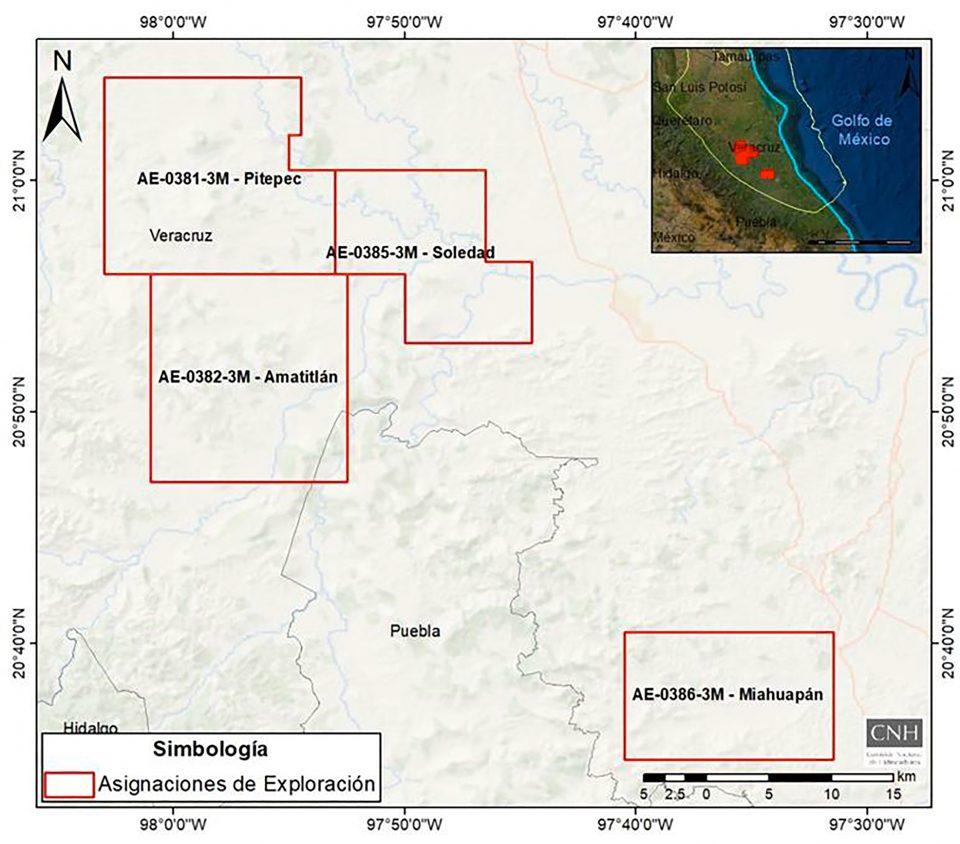 Aprueban a Pemex periodo adicional de exploración en 4 asignaciones