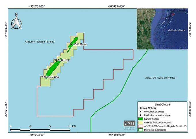Pemex invertirá 2.55 mdd en aguas profundas