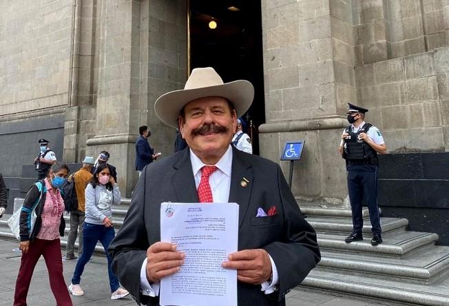 Senador Guadiana presenta amicus curiae en favor de Sener