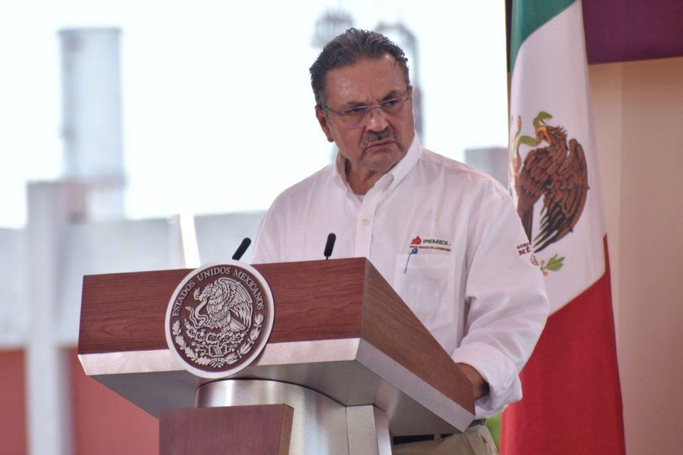 Avanza 81% rehabilitación de refinerías: Pemex