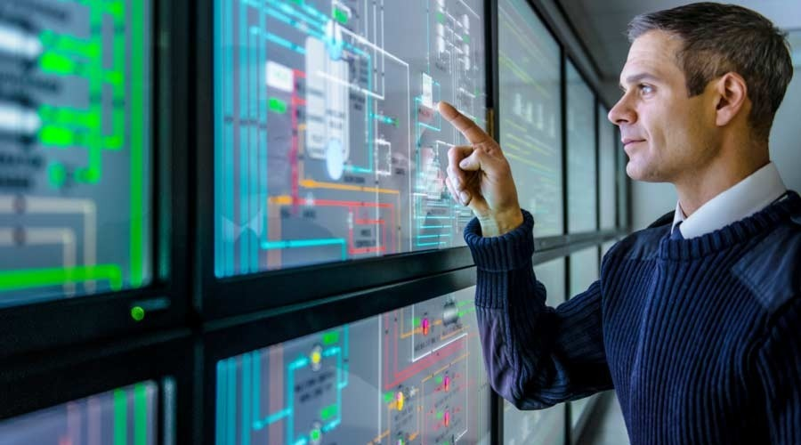 Aeropuerto inteligente: Schneider Electric