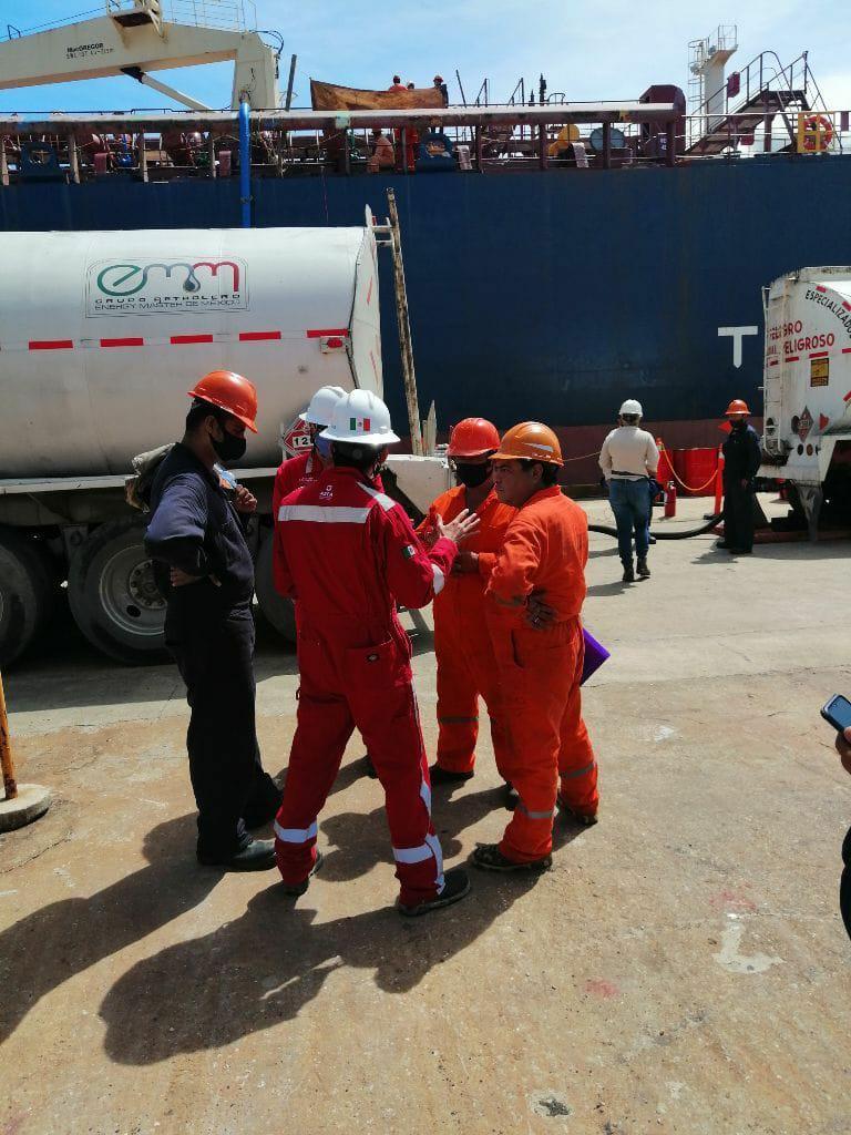 ASEA participa en operativo en contra del robo de combustible