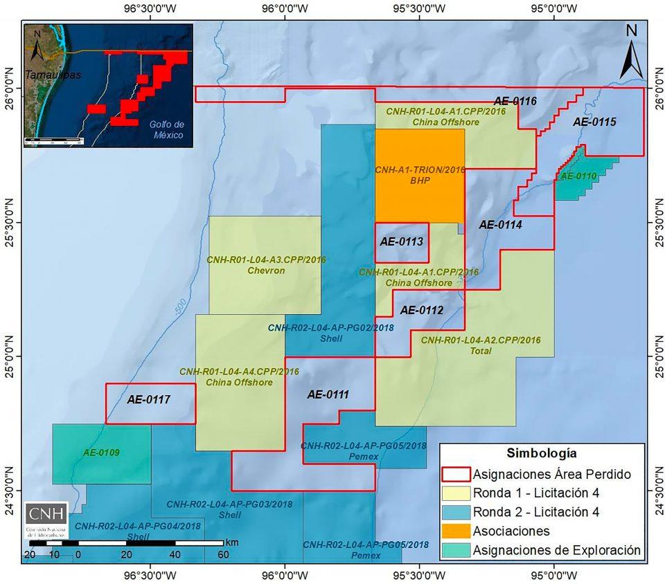 CNH aprueba planes de Pemex en aguas profundas por hasta 395 mdd