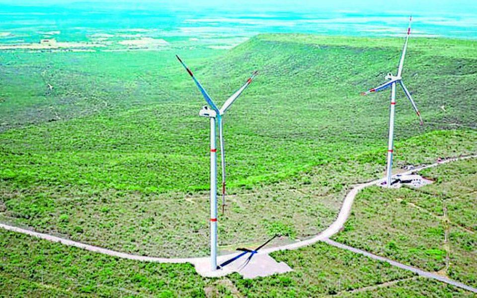 Avanza construcción del parque eólico Delaro en Tamaulipas con turbinas gigantes