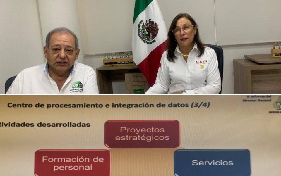 IMP y Sener refuerzan lazos de cooperación