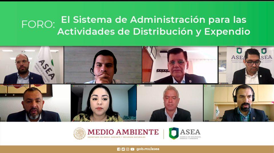 ASEA inaugura ciclo de foros para los regulados