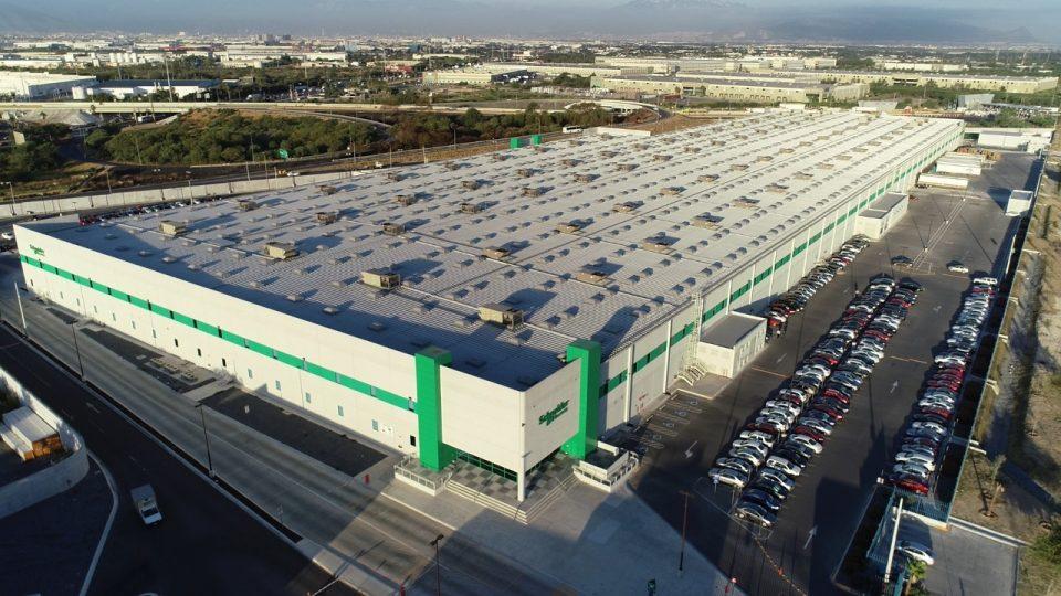 Planta Inteligente de Schneider Electric, sinónimo de eficiencia