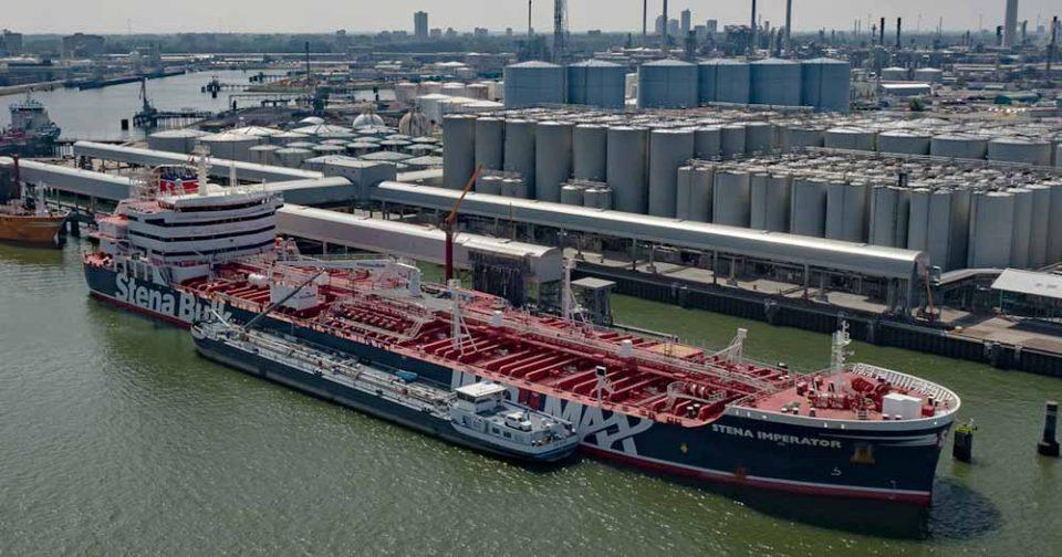 ExxonMobil prueba con éxito biocombustible marino Stena Bulk