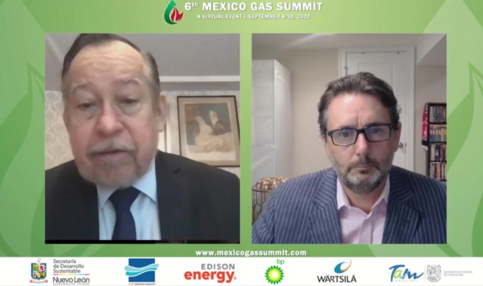 Gas natural y renovables, el futuro de la energía en México según especialistas que participaron en el 6th México Gas Summit