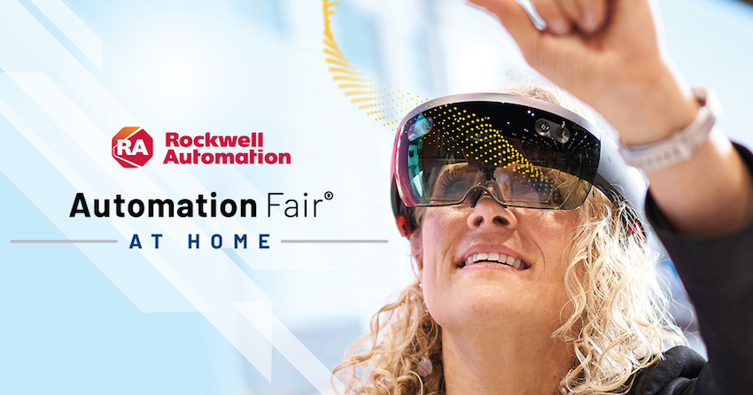 Automation Fair At Home llega del 16 al 20 de noviembre