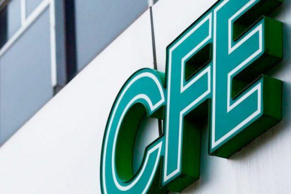 CFE aumenta 22% sus ingresos en 1T
