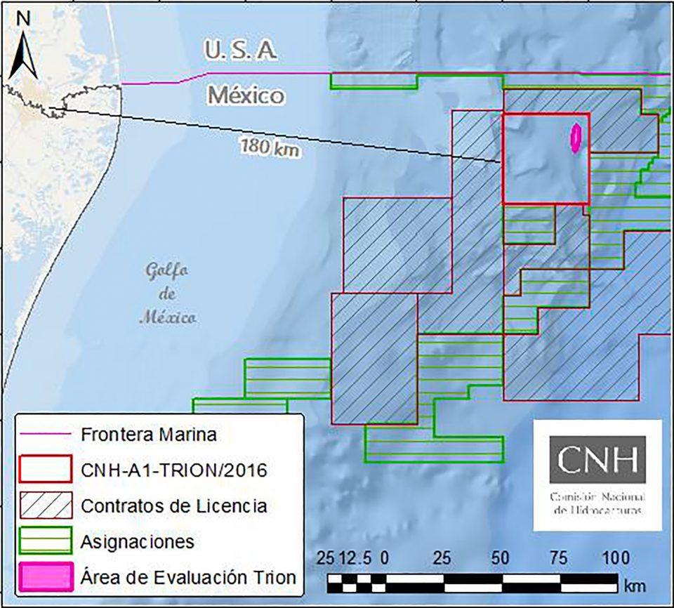 CNH aprueba a BHP modificación del plan de evaluación de Trión
