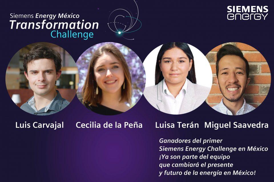 Siemens Energy Transformation Challenge México
