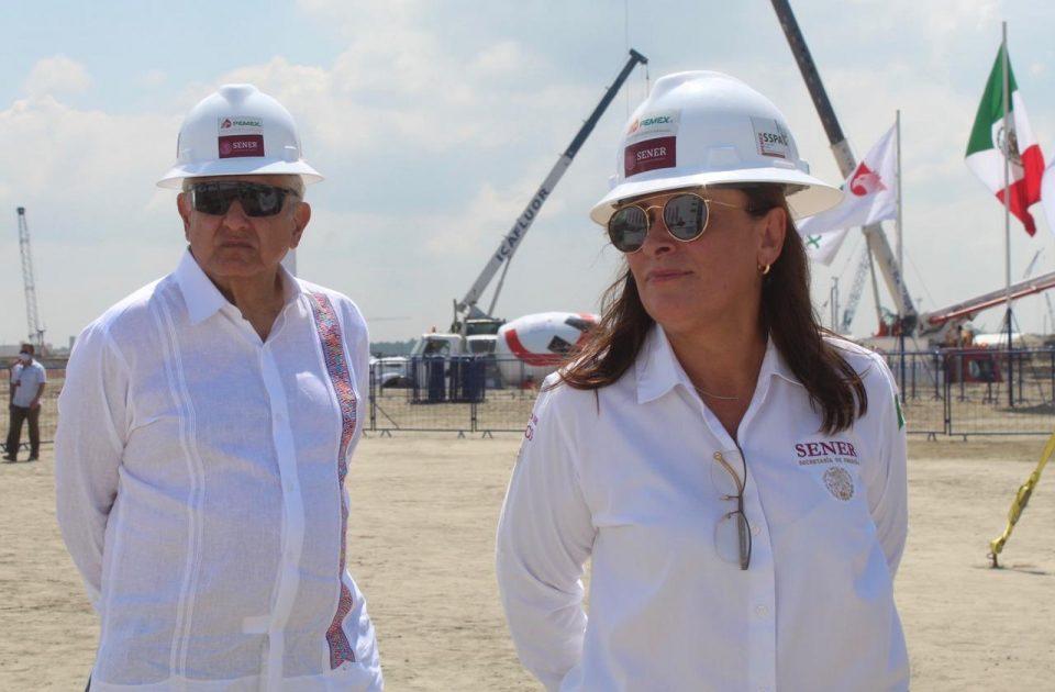 Refinería de Dos Bocas costará 8,995 mdd: Nahle