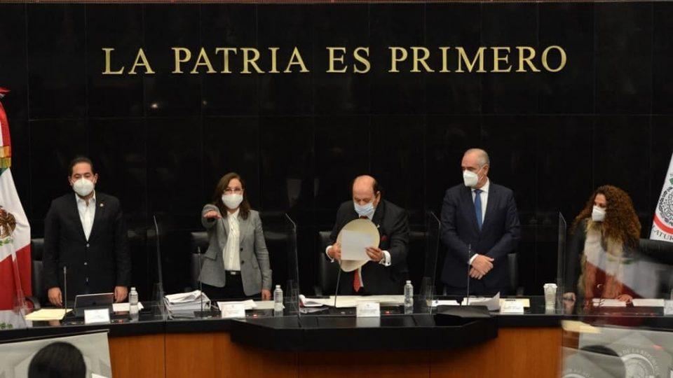Rocío Nahle García, titular de la Secretaría de Energía, resaltó que se trabaja en una política energética basada en el adecuado balance energético.