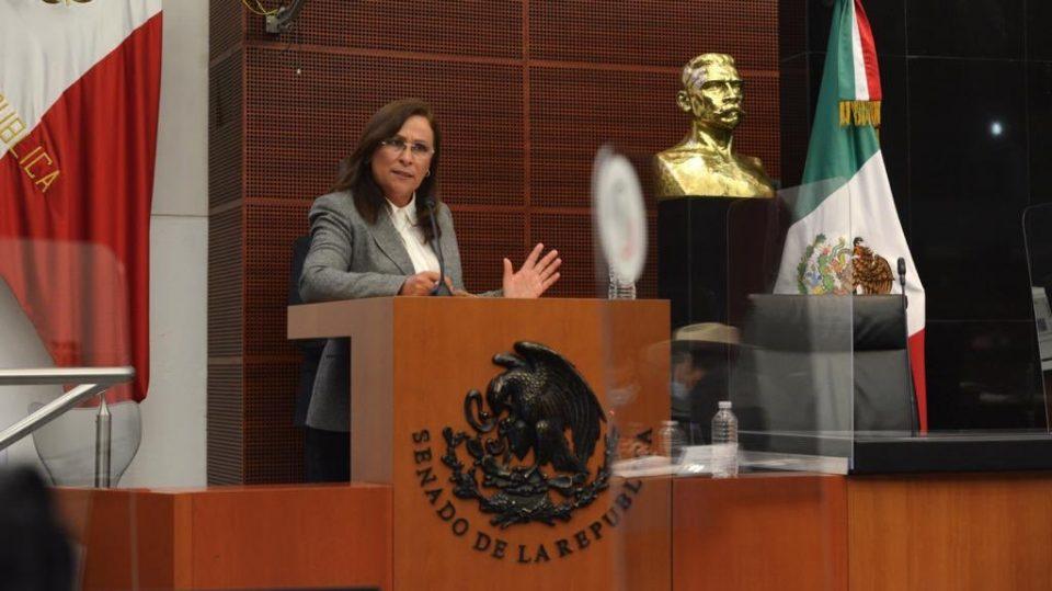 Rocío Nahle, secretaria en Energía, resaltó que las rondas petroleras aún no han dado los resultados previstos, por lo que no se han abierto nuevas rondas.