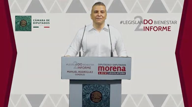 El diputado Manuel Rodríguez, presidente de la Comisión de Energía de la Cámara de Diputados, reiteró su respaldo a política energética