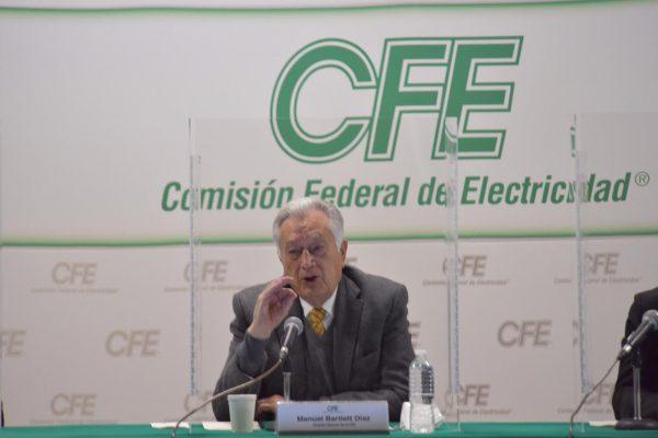 CFE garantiza que no habrá más apagones