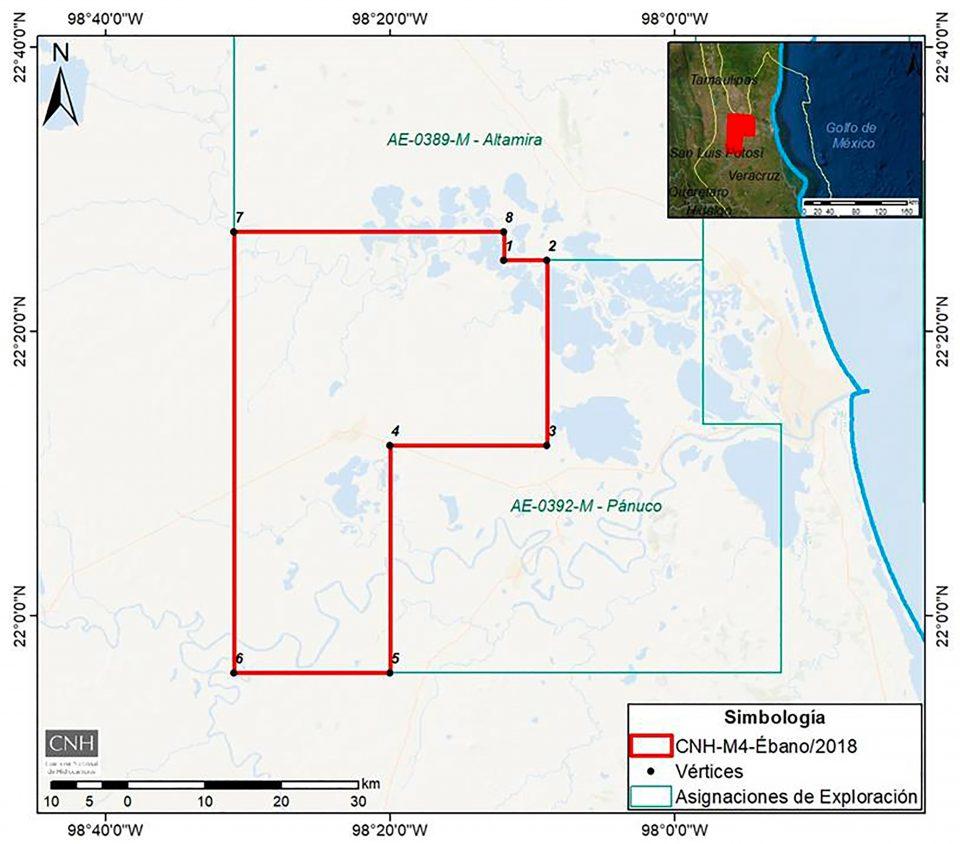DS Servicios Petroleros invertirá 1,180 mdd en campo Ébano
