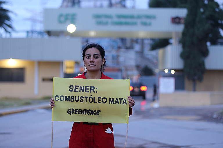 Greenpeace México gana amparo contra política de Sener