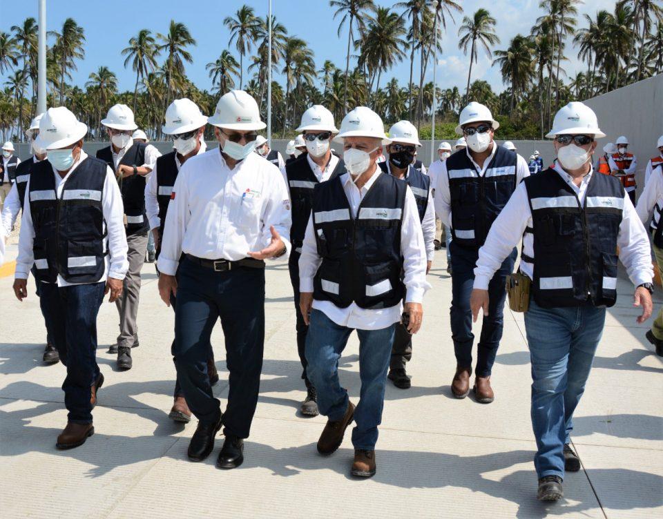 Hokchi aportará 186 millones de barriles: Octavio Romero