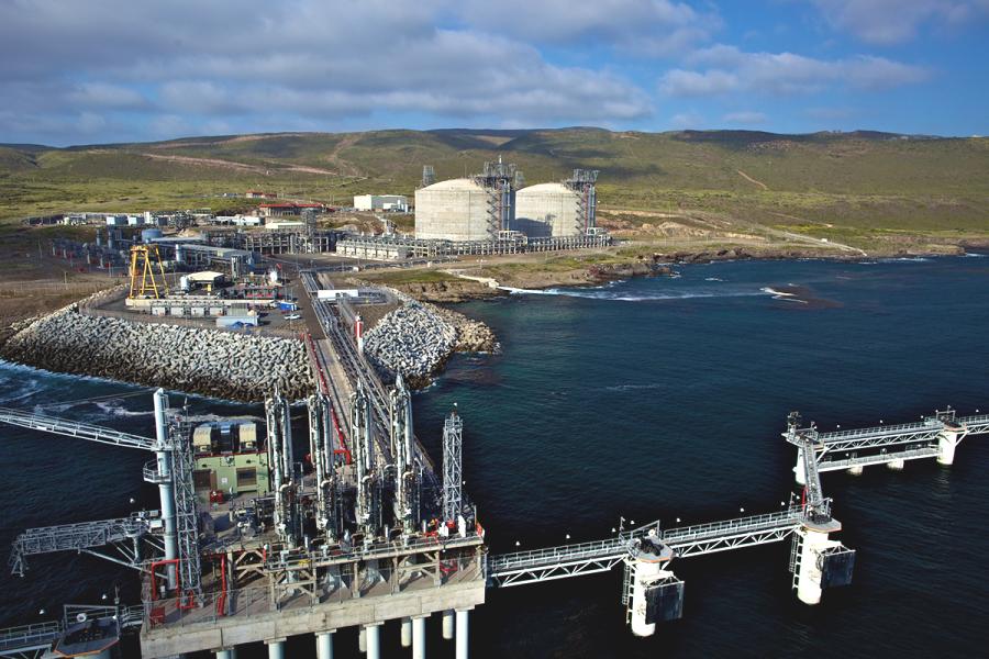 Sempra Energy invertirá 2,000 mdd en planta de GNL en México