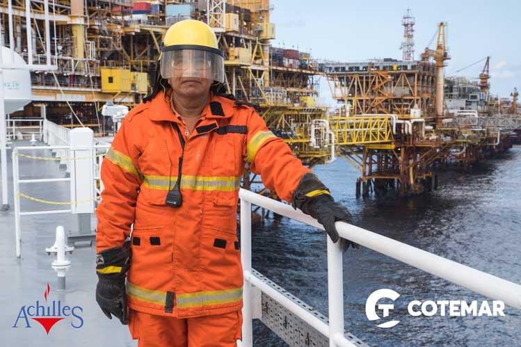 Cotemar es acreditada con la Certificación Achilles, requisito para trabajar con Pemex