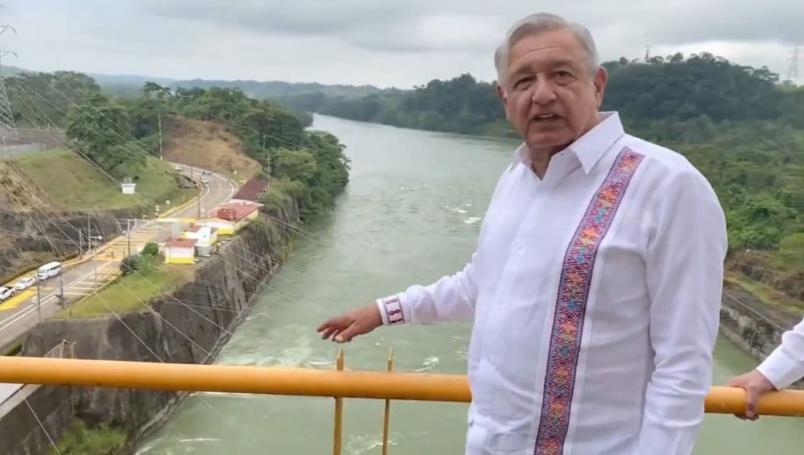 Operación de hidroeléctricas será permanente: AMLO