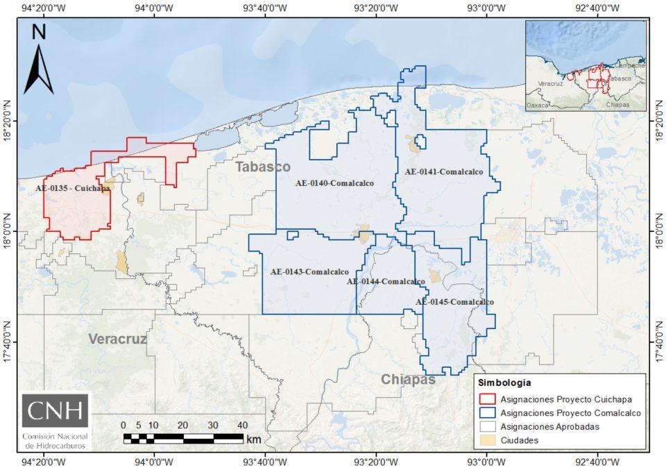 Invertirá Pemex hasta 267 mdd en campos Comalcalco