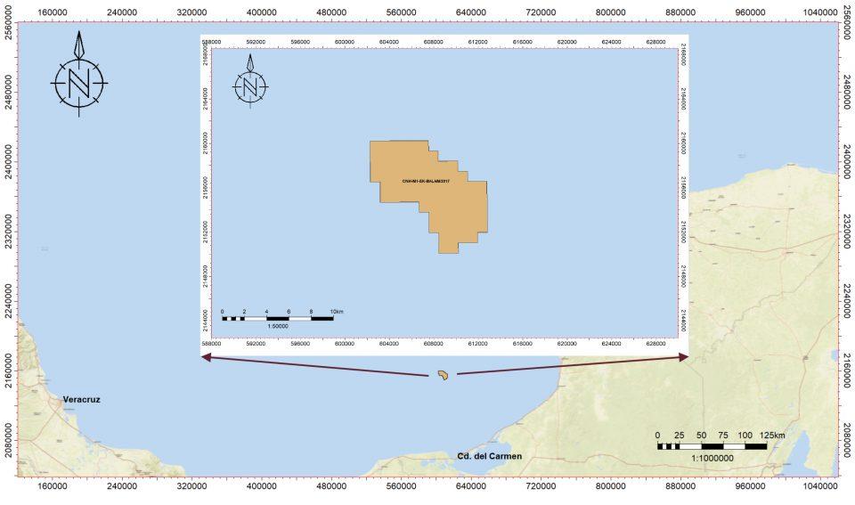 CNH aprueba a Pemex inversión de 804 mdd en Campo Ek-Balam