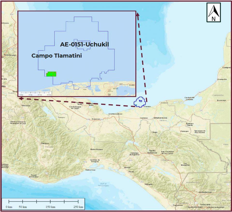 Pemex invertirá 566 mmd en campo Tlamatini de aguas someras
