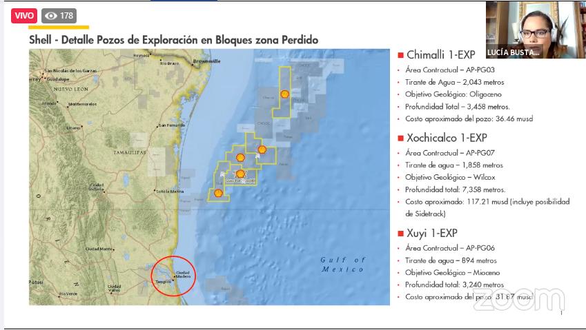 Shell avanza con paciencia y colaboración en Tamaulipas