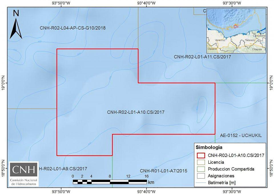 Aprueban a Eni plan de exploración de hasta 126 mdd