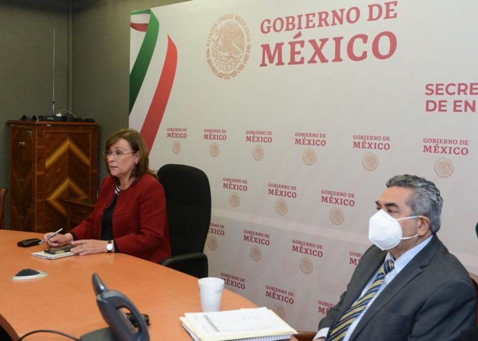 México mantendrá producción de crudo tras reunión de OPEP+: Rocío Nahle