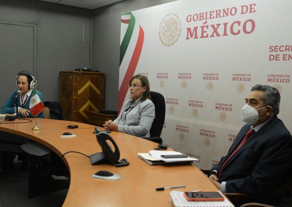 México apoya política petrolera de la OPEP+