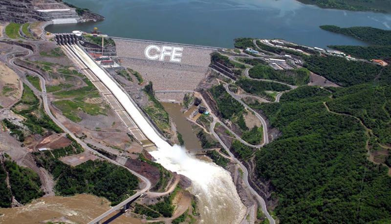 AMLO renovará plantas hidroeléctricas para cumplir con acuerdo de París
